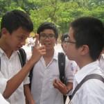 Giáo dục - du học - Hà Nội: Phát hành phiếu đăng kí dự tuyển vào lớp 10