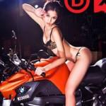 Ô tô - Xe máy - Chân dài diện bikini mỏng manh khoe vòng 3 nóng bỏng