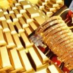 Tài chính - Bất động sản - Giá vàng tăng nhẹ cuối tuần
