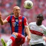 Bóng đá - Bayern – Stuttgart: Ngày mừng chiến công