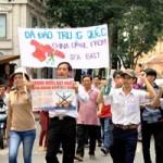 Tin tức trong ngày - Hàng ngàn người dân TP.HCM xuống đường phản đối TQ