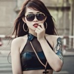 Làm đẹp - Gặp 5 thiếu nữ Việt sở hữu nhiều hình xăm nhất