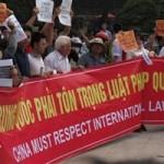 Tin tức trong ngày - Báo chí quốc tế đồng loạt đưa tin tuần hành phản đối TQ ở VN