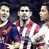 10 ngôi sao nổi nhất châu Âu mùa giải 2013/14