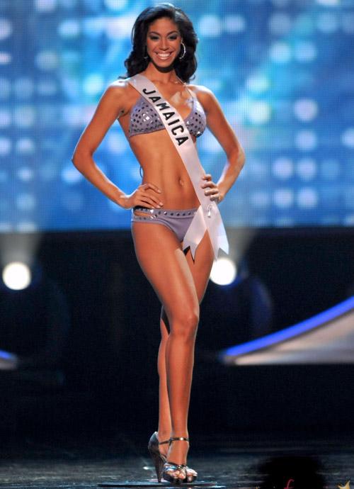15 hoa hậu biểu diễn bikini đẹp nhất thế kỷ 21 - 12