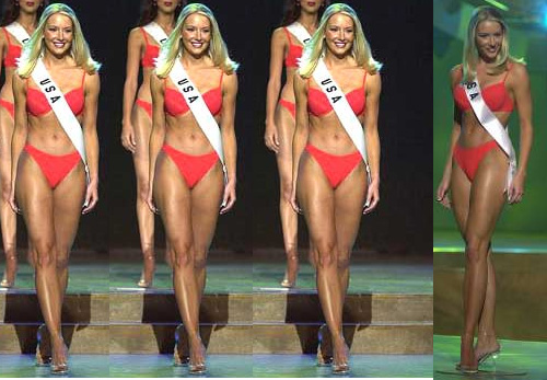 15 hoa hậu biểu diễn bikini đẹp nhất thế kỷ 21 - 14