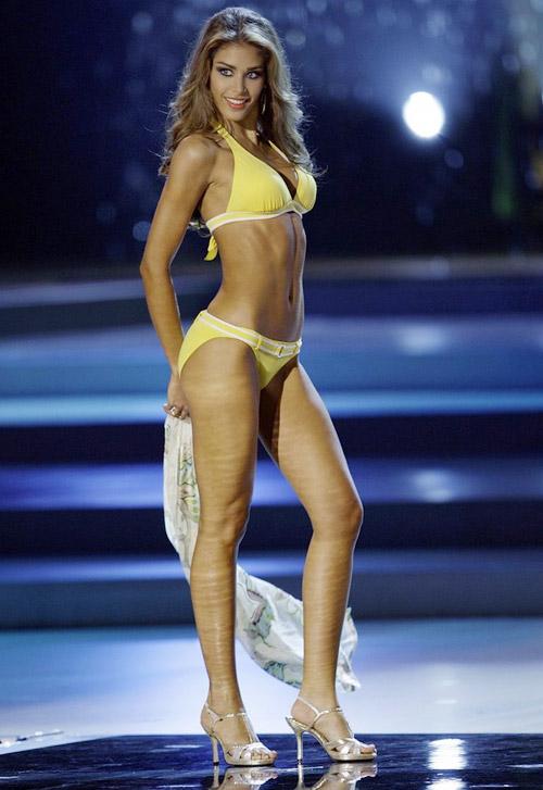 15 hoa hậu biểu diễn bikini đẹp nhất thế kỷ 21 - 17