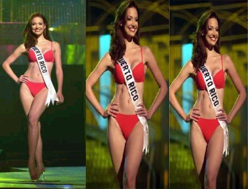 15 hoa hậu biểu diễn bikini đẹp nhất thế kỷ 21 - 3