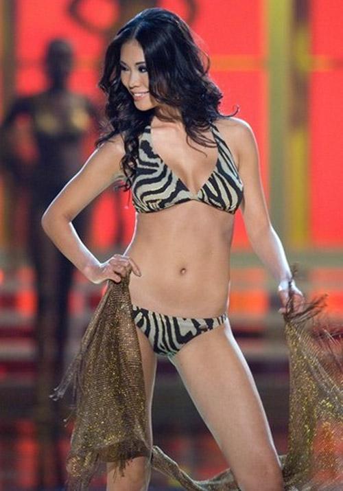 15 hoa hậu biểu diễn bikini đẹp nhất thế kỷ 21 - 5