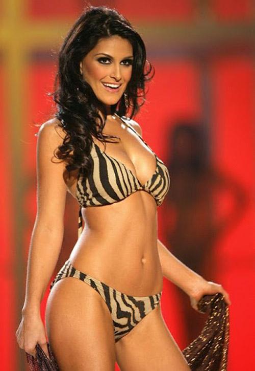 15 hoa hậu biểu diễn bikini đẹp nhất thế kỷ 21 - 6