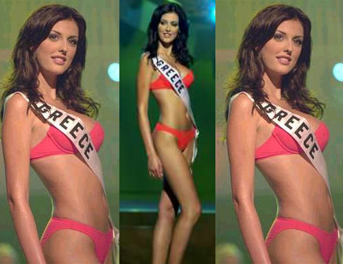 15 hoa hậu biểu diễn bikini đẹp nhất thế kỷ 21 - 8