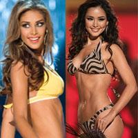 15 hoa hậu biểu diễn bikini quyến rũ nhất thế kỷ 21
