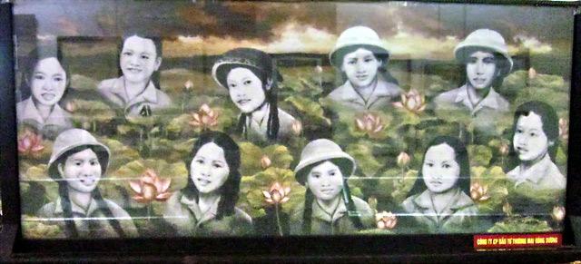 """Xúc động 10 """"đóa hoa bất tử"""" của Ngã ba Đồng Lộc - 3"""