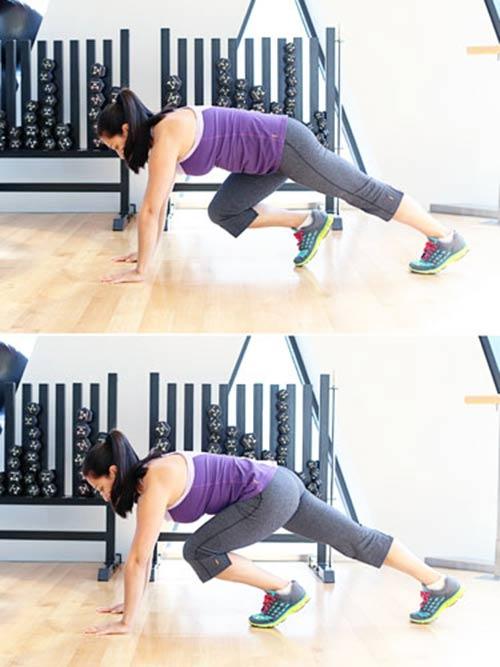10 động tác làm nên đôi chân săn chắc - 5