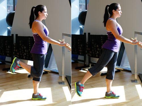 10 động tác làm nên đôi chân săn chắc - 8