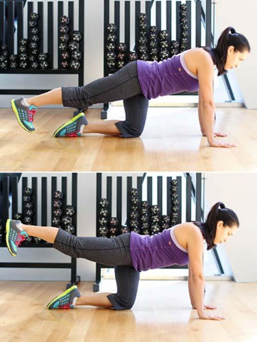 10 động tác làm nên đôi chân săn chắc - 9