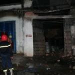 Tin tức trong ngày - Cháy cửa hàng hóa chất sau nhiều tiếng nổ lớn