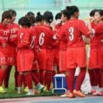 Bóng đá - Tuyển nữ VN chuẩn bị Asian Cup 2014: Tập sút 11 m