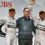 Thể thao - Spanish GP: Cách biệt Mercedes & bất ngờ Vettel