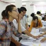 Giáo dục - du học - Lượng hồ sơ đăng ký thi ĐH-CĐ 2014 giảm mạnh