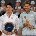 Thể thao - BXH Tennis 12/5: Top 10 chào đón Nishikori
