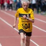 Thể thao - Cụ ông 104 tuổi lập kỷ lục ở cự ly 100m