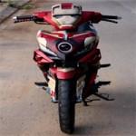Ô tô - Xe máy - Yamaha Exciter độ phong cách Iron Man