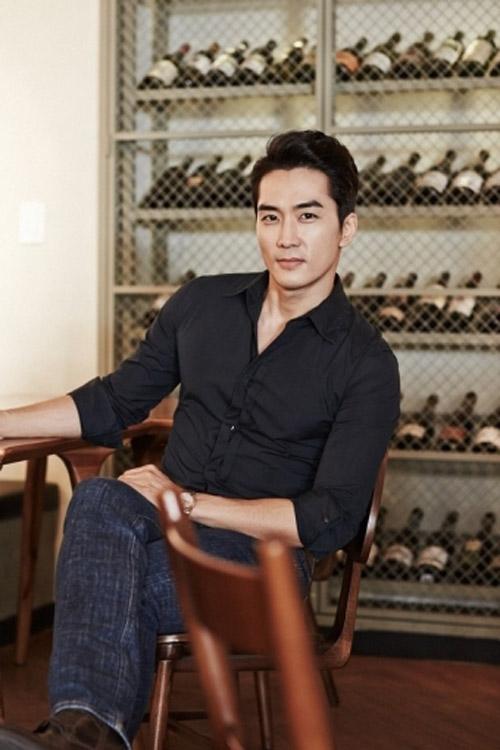 """Song Seung Heon: """"Thỏa mãn khi đóng phim người lớn"""" - 1"""