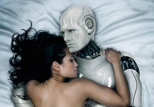 Cứ 5 người, 1 người sẽ ngủ với robot tình dục - 1