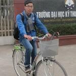 Bạn trẻ - Cuộc sống - Chàng sinh viên phượt khắp Đông Dương bằng xe đạp