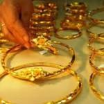 Tài chính - Bất động sản - Giá vàng vẫn thẳng tiến