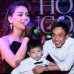 Ca nhạc - MTV - Vợ chồng Hà Hồ lần đầu khoe con trai gây chú ý