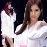 Thời trang - Sao Hàn mát rượi với sơ mi trắng