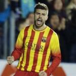 Bóng đá - Tin HOT tối 13/5: Pique trở lại trận Atletico