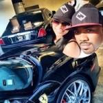 Ô tô - Xe máy - Bồ Kim Kardashian tậu liền 2 xe đắt tiền