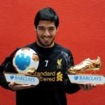 Bóng đá - Suarez hoàn tất cú poker giải thưởng