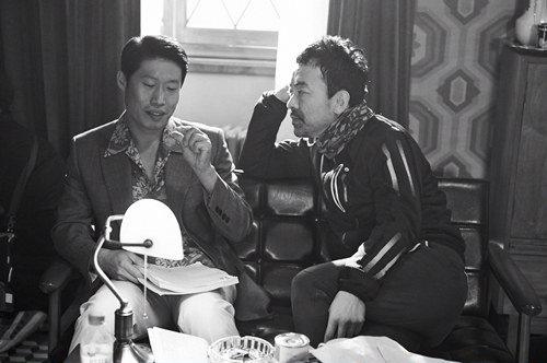 """Song Seung Heon: """"Thỏa mãn khi đóng phim người lớn"""" - 6"""