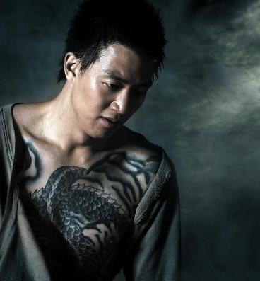 Jang Dong Gun và các tài tử Hàn khoe hình xăm - 11
