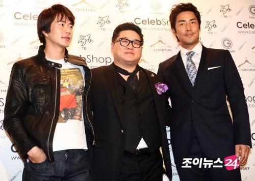 """Gặp """"ông hoàng"""" stylist đình đám của phim Hàn - 1"""