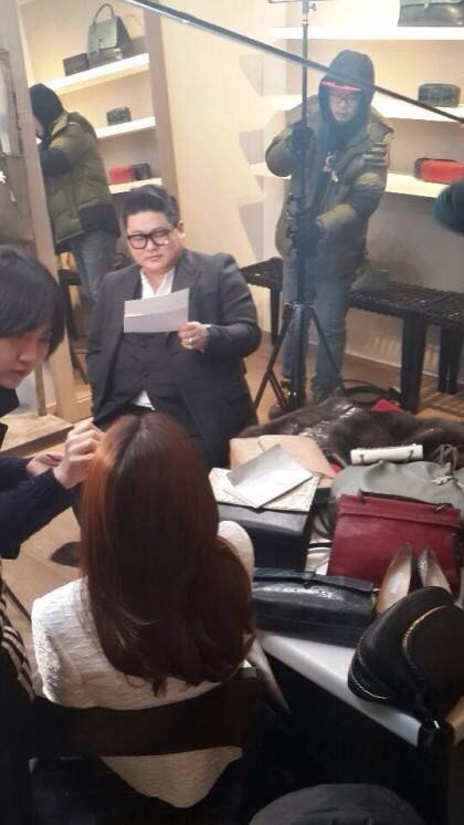 """Gặp """"ông hoàng"""" stylist đình đám của phim Hàn - 4"""