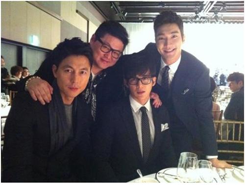"""Gặp """"ông hoàng"""" stylist đình đám của phim Hàn - 8"""