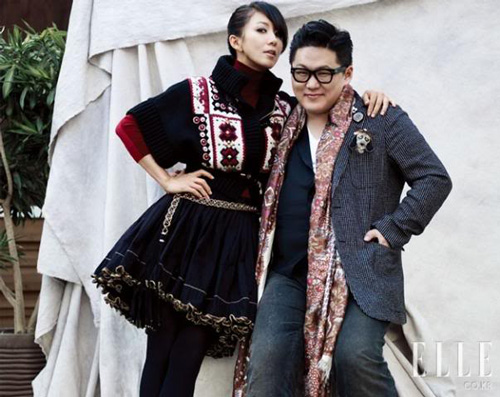 """Gặp """"ông hoàng"""" stylist đình đám của phim Hàn - 6"""