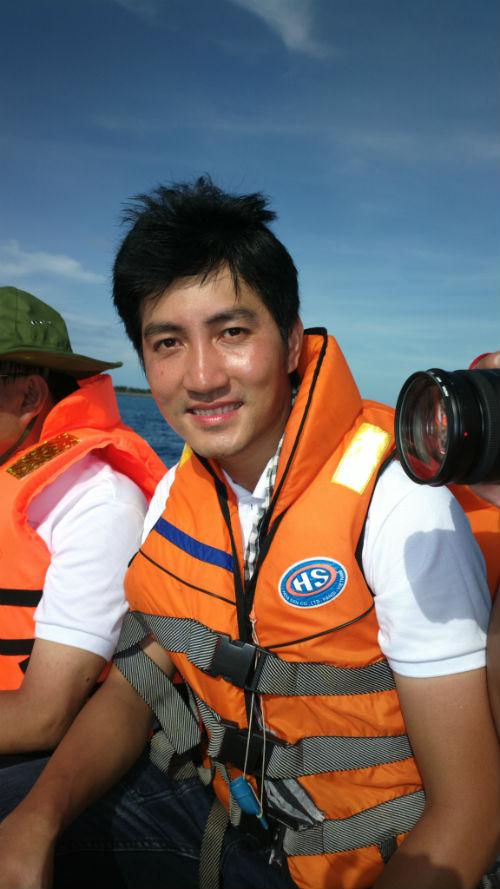 Nguyễn Phi Hùng và kỷ niệm bão táp ở Trường Sa - 3