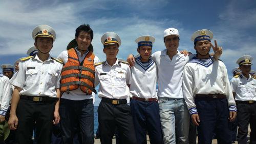 Nguyễn Phi Hùng và kỷ niệm bão táp ở Trường Sa - 2