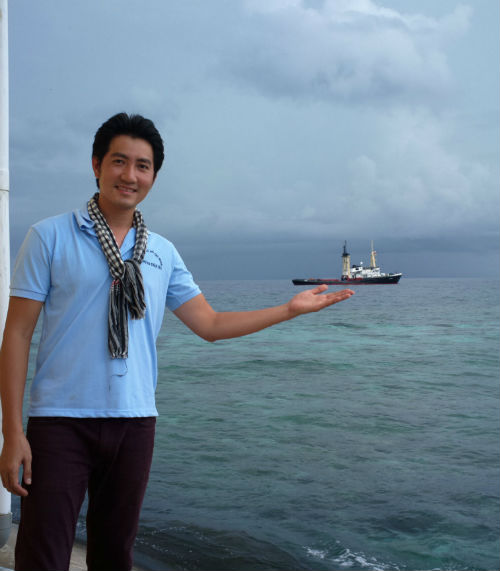 Nguyễn Phi Hùng và kỷ niệm bão táp ở Trường Sa - 5