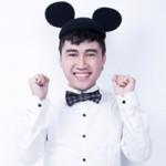 "Don Nguyễn  "" cưa sừng ""  hóa Mickey"