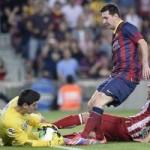 Bóng đá - Messi vs Atletico: Từ nỗi kinh hoàng đến kẻ bất lực