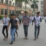 Tỷ lệ  chọi  vào Học viện Ngân hàng, Đại học Sư phạm Hà Nội