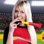 Bóng đá - World Cup còn 30 ngày: Sắp ồn ào vì kèn Diabolica