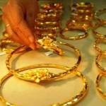Tài chính - Bất động sản - Giá vàng tăng ở mức cao nhất 2 tháng